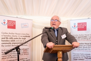 Lord Bird at World Homeless Day