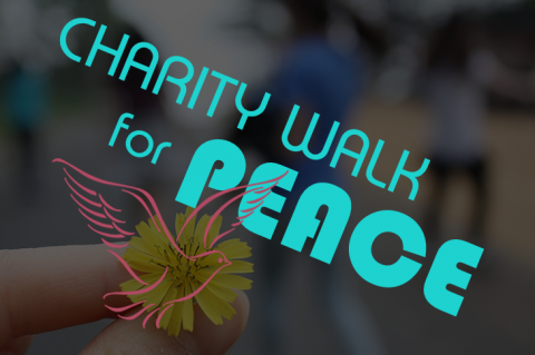 Charity Walk for Peace logo