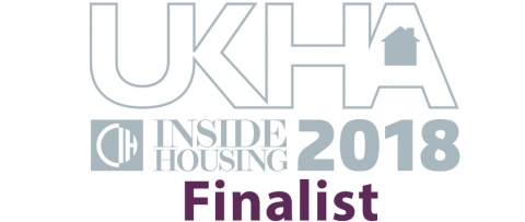 UK housing awards logo