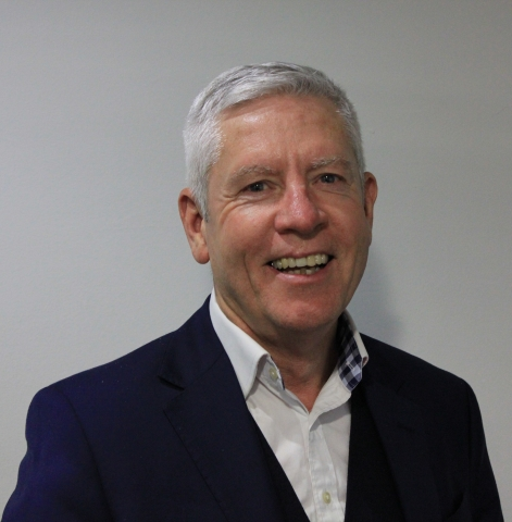 Andy Haines, Acting CEO