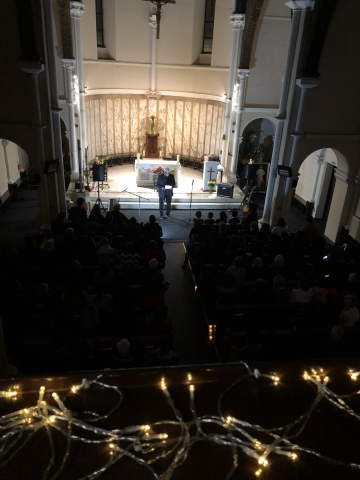 Photo of CAH Christmas Concert