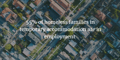 homeless statistics in quote form