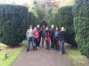 staff and residents pictured in abbotswick