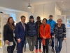 Housing Secretary with Caritas Anchor House residents and Chief Executive, and the Mayor of Newham